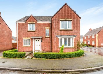 Thumbnail 4 bed detached house for sale in Carreg Erw, Birchgrove, Swansea