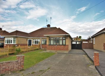 Thumbnail 3 bed semi-detached bungalow for sale in Chignal Road, Chelmsford