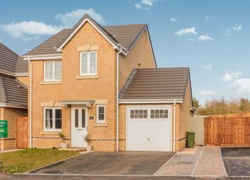 Thumbnail 3 bed detached house for sale in St Ilids Meadow, Llanharan, Pontyclun