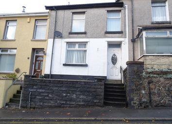 Thumbnail 2 bed terraced house to rent in Court Terrace, Twynyrodyn