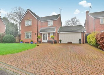Thumbnail 4 bed detached house for sale in Dulwich Close, Sale