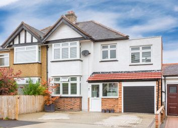 Thumbnail 4 bed semi-detached house for sale in Ruston Avenue, Berrylands, Surbiton