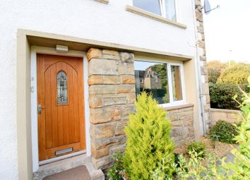 Thumbnail 3 bed end terrace house for sale in St. Laurence Court, Forres