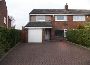 Thumbnail 4 bed semi-detached house to rent in The Turnpike, Fulwood, Preston