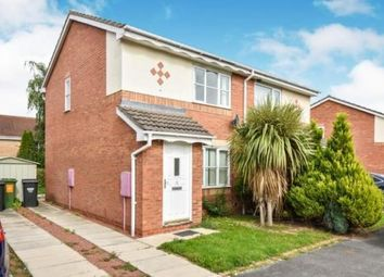 Thumbnail 2 bed semi-detached house to rent in Cookson Way, Catterick Garrison
