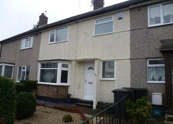 Thumbnail 3 bed terraced house to rent in Phoenix Avenue, Gedling, Nottingham