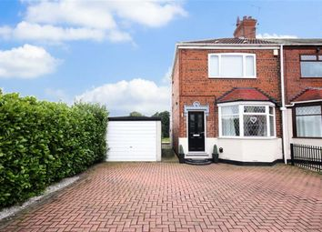 Thumbnail 2 bed property for sale in Monic Avenue, Hessle, East Riding Of Yorkshire