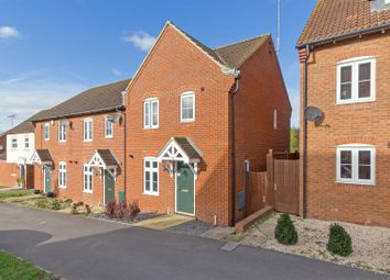 Thumbnail 3 bed end terrace house for sale in Premier Way, Kemsley, Sittingbourne