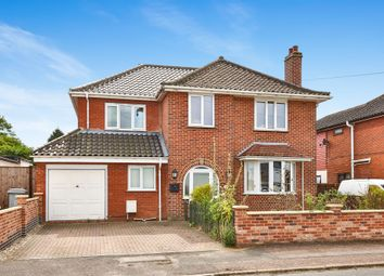 Thumbnail 5 bedroom detached house for sale in Brabazon Road, Old Catton, Norwich