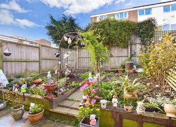 Thumbnail 2 bed terraced house for sale in Fenner Close, Folkestone, Kent