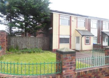 Thumbnail 3 bed semi-detached house for sale in Miranda Place, Bootle