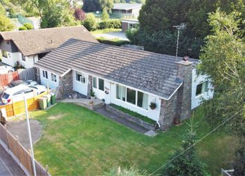 Thumbnail 5 bed detached bungalow for sale in Church Road, Glenfield, Leicester