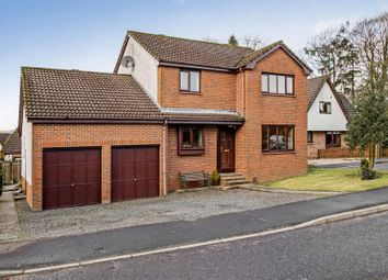 Thumbnail 5 bed detached house for sale in West Crook Way, Crook Of Devon, Kinross