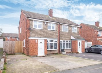 3 bed semi-detached house for sale in Kipling Drive, Enderby, Leicester LE19