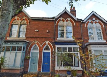 Thumbnail 3 bed terraced house to rent in Second Avenue, Selly Park, Birmingham