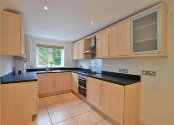 Thumbnail 4 bed town house for sale in Wallands Park Rise, Lewes, East Sussex
