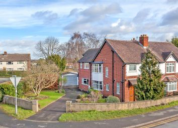 Thumbnail 3 bed semi-detached house for sale in Cross Houses, Shrewsbury