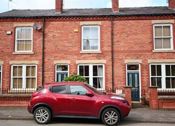 Thumbnail 2 bed terraced house for sale in Plank Lane, Leigh, Lancashire