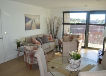 Thumbnail 1 bed flat to rent in Wembley Retail Park, Engineers Way, Wembley