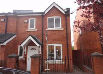 Thumbnail 3 bed property to rent in Royce Road, Hulme, Manchester