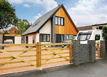 Thumbnail 4 bed bungalow for sale in Abbey Road, Ulceby, North Lincolnshire