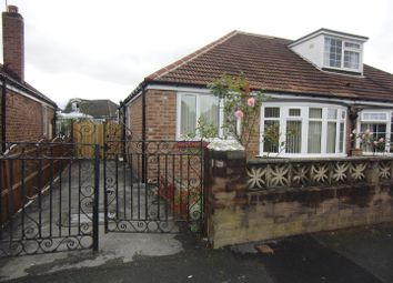 Thumbnail 2 bed semi-detached bungalow to rent in Kennerleigh Avenue, Leeds