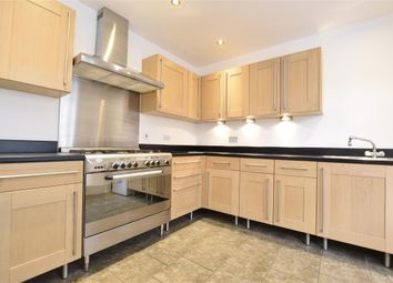 Thumbnail 3 bedroom maisonette to rent in Frensham Drive, London