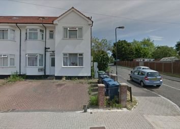 Thumbnail 1 bed flat to rent in Dudley Road, South Harrow, Harrow