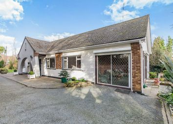 Thumbnail 4 bed detached bungalow for sale in Mill Road, Burnham-On-Crouch