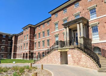 Thumbnail 1 bed flat for sale in Chapel Terrace, Stafford