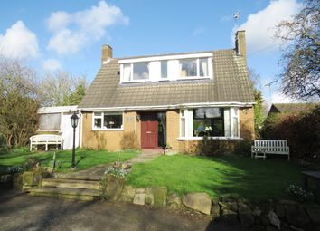 Thumbnail 3 bed detached house for sale in Bullhurst Lane, Weston Underwood, Ashbourne