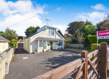 Thumbnail 3 bed detached house for sale in Coburg Road, Dorchester