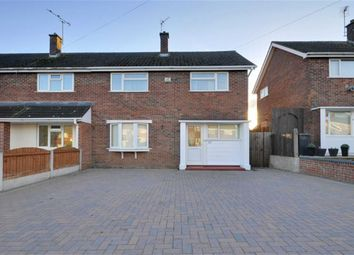 Thumbnail 3 bedroom semi-detached house to rent in Windermere Drive, Warndon, Worcester