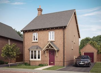 """Thumbnail 4 bed detached house for sale in """"The Lincoln"""" at Butt Lane, Blackfordby, Swadlincote"""