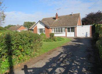 Thumbnail 3 bed bungalow to rent in Sturton Road, South Wheatley, Retford