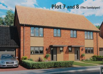 Thumbnail 4 bed semi-detached house for sale in Nightingale Close, Melton, Woodbridge