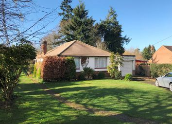 Thumbnail 3 bed detached bungalow for sale in Lyndhurst Road, Landford, Salisbury