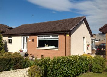 Thumbnail 3 bed bungalow for sale in Braefoot Court, Law, Carluke, South Lanarkshire