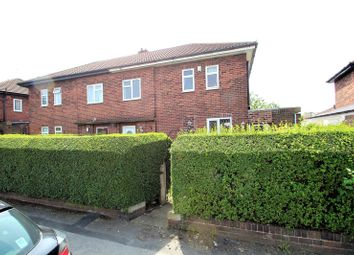 Thumbnail 3 bed semi-detached house to rent in Chequerfield Road, Pontefract, West Yorkshire