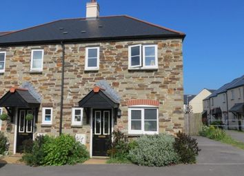 Thumbnail 3 bed semi-detached house for sale in Netley Meadow, St. Austell
