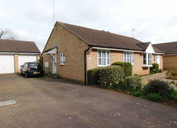 Thumbnail 2 bedroom semi-detached bungalow for sale in Horton Close, Middleton Cheney, Banbury