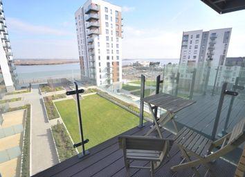 Thumbnail 2 bed flat to rent in Peninsula Quay, Pegasus Way, Gillingham