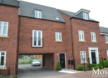 Thumbnail 2 bed flat to rent in Derwent Drive, Lakeside, Doncaster