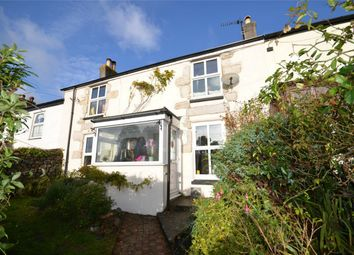Thumbnail 3 bed cottage for sale in Vogue Hill, St Day, Redruth, Cornwall