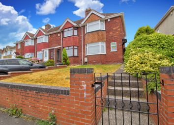 Thumbnail 2 bed end terrace house for sale in St. Peters Rise, Headley Park, Bristol