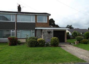 Thumbnail 3 bed semi-detached house for sale in Garth Wen, Llanfairfechan, Conwy