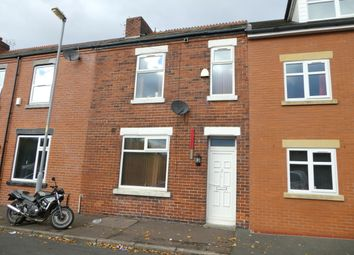 Thumbnail 4 bed terraced house to rent in Evelyn Street, Fallowfield, Manchester