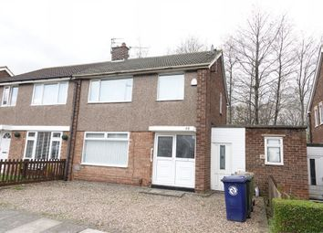 Thumbnail 2 bedroom semi-detached house for sale in Grosmont Road, Middlesbrough, North Yorkshire