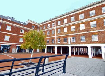 The Granary & Bakery, Weevil Lane, Gosport PO12. 2 bed flat for sale