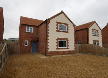 Thumbnail 4 bed detached house to rent in Whiteplot Road, Methwold Hythe